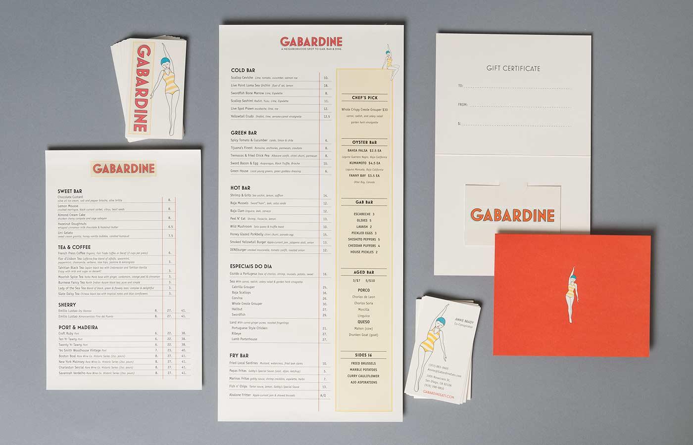 gabardine_menu_system